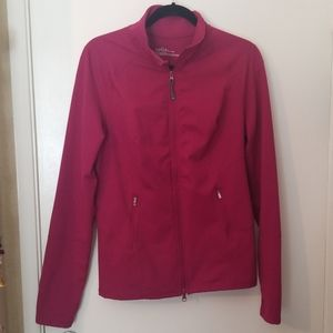 Zella pink performance jacket. Excellent condition